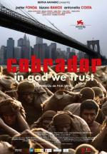 Carátula de la película Cobrador, in good we trust